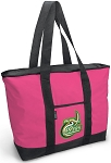 Deluxe Pink UNCC Tote Bag