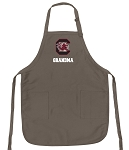 University of South Carolina Grandma Deluxe Apron Khaki