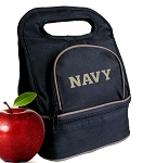 Naval Academy Lunch Bag 2 Section