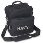 Small USNA Navy Travel Bag or Small Naval Academy Messenger Bag