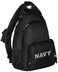 Naval Academy Backpack Cross Body Single Strap Style