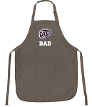 Official UTEP Miners Dad Apron Tan