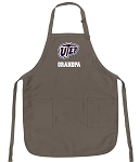 Official UTEP Miners Grandpa Apron Tan