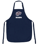 Official UTEP Grandpa Aprons Navy