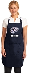 Official UTEP Mom Aprons Navy