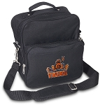 UVA Peace Frog Small Utility Messenger Bag or Travel Bag
