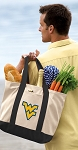 West Virginia University Tote Bag