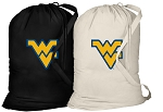 West Virginia University Laundry Bags 2 Pc Set