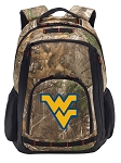 West Virginia RealTree Camo Backpack