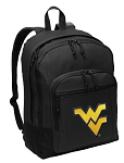 West Virginia University Backpack - Classic Style