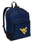 West Virginia Backpack Navy