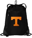 University of Tennessee Drawstring Backpack-MESH & MICROFIBER