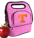 University of Tennessee Lunch Bag Pink