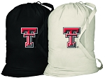 Texas Tech Laundry Bags 2 Pc Set
