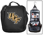 University of Central Florida Toiletry Bag or UCF Shaving Kit Travel Organizer for Men