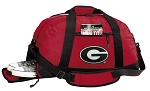 Georgia Bulldogs Duffle Bag Red