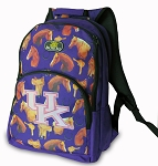 Ladies Kentucky Wildcats Horses Backpack