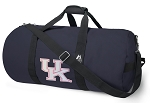 Ladies Kentucky Wildcats Duffle Bag Navy