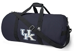 University of Kentucky Duffle Bag Navy