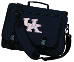 Ladies Kentucky Wildcats Messenger Bag Navy