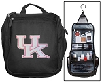 Pink UK Wildcats Logo Toiletry Bag or Shaving Kit