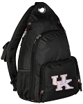Pink UK Wildcats Logo Backpack Cross Body Style