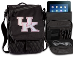 Pink UK Wildcats Logo Tablet Bags DELUXE Cases