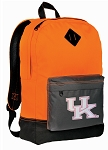 UK Wildcats Backpack HI VISIBILITY Orange Womens University of Kentucky CLASSIC STYLE