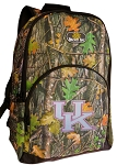 Ladies Kentucky Wildcats Backpack REAL CAMO DESIGN