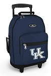 University of Kentucky Rolling Navy Backpacks