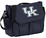 University of Kentucky Diaper Bag Navy