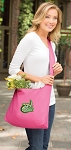 UNCC Tote Bag Sling Style Pink