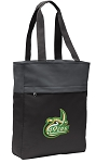 UNC Charlotte Tote Bag Everyday Carryall Black