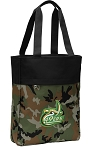 UNCC Tote Bag Everyday Carryall Camo