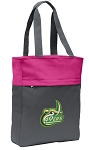 UNCC Tote Bag Everyday Carryall Pink
