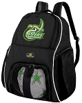 UNC Charlotte Ball Backpack Bag