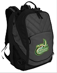 UNC Charlotte Deluxe Laptop Backpack Black