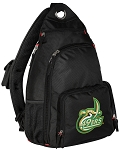 UNC Charlotte Backpack Cross Body Style