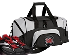 Small University of South Carolina Gym Bag or Small South Carolina Gamecocks Duffel