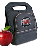 South Carolina Gamecocks Lunch Bag Black