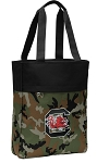 South Carolina Tote Bag Everyday Carryall Camo