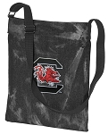 University of South Carolina CrossBody Bag COOL Hippy Bag