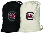 South Carolina Laundry Bags 2 Pc Set