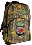 South Carolina Backpack REAL CAMO DESIGN
