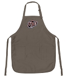 Official UTEP Miners Logo Apron Tan
