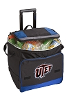 UTEP Miners Rolling Cooler Bag Blue