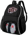 UTEP Miners Ball Backpack Bag