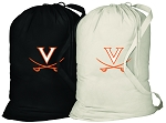 UVA Laundry Bags 2 Pc Set