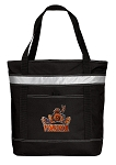UVA Peace Frog Insulated Tote Bag Black