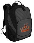 UVA Peace Frog Deluxe Laptop Backpack Black